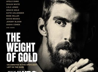 Celebrated in the spotlight, left in the dark. #TheWeightofGold premieres July 2…