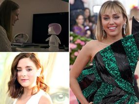 Black Mirror Miley Cyrus episode cast: Who is in the cast of Rachel, Jack and Ashley Too?