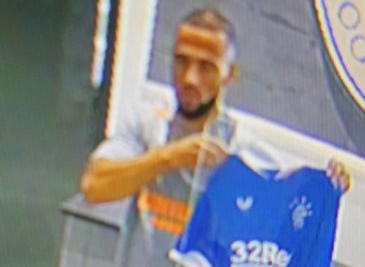 Kemar Roofe to Rangers: Leaked image appears to show Anderlecht striker posing in Ibrox kit