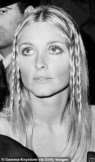 Margot Robbie recreates Sharon Tate's 1968 Cannes Film Festival hairstyle