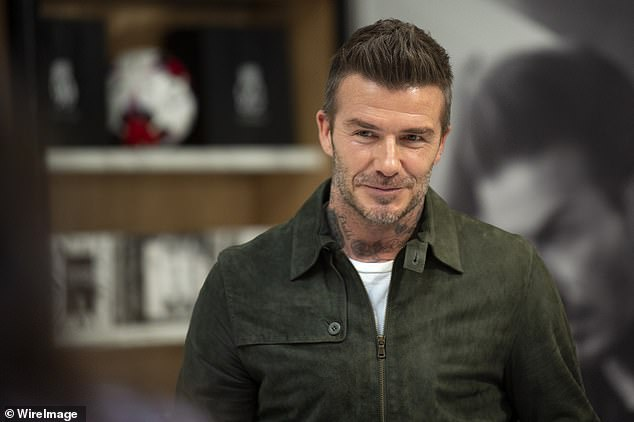 David Beckham 'advises son Brooklyn to have a serious think' about his future with Hana Cross