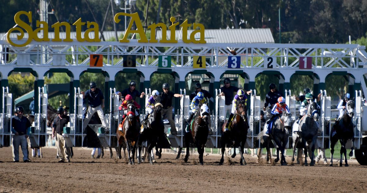 Santa Anita Racetrack Sees Its First Horse Death Of The New Year