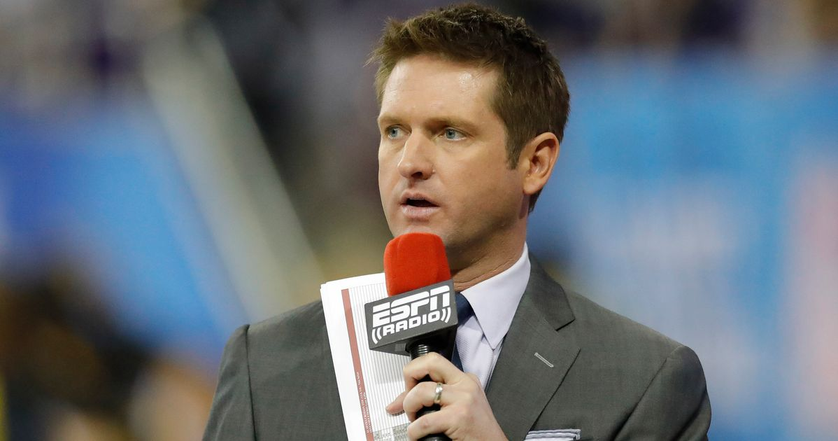 NFL Draft Expert Todd McShay Is Missing Draft Due To Coronavirus
