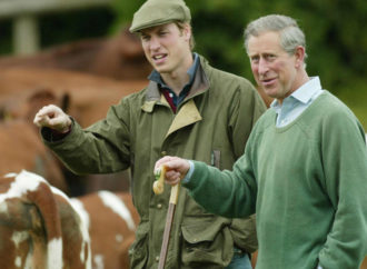 Prince Charles forced to give up farm due to kingship