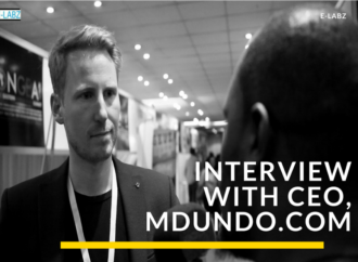 Video Interview with Mdundo Music CEO Martin Nielson at Ongea 2017 – Aipate