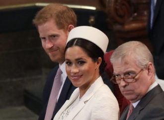 Prince Harry, Meghan ditch royal titles, while Andrew's title is under threat