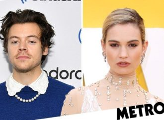 Harry Styles and Lily James 'to star in LGBTQ romance My Policeman'
