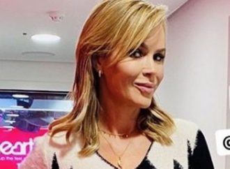 Amanda Holden wows BGT fans as she flaunts killer figure in skintight leather trousers
