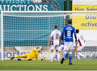 Hamilton 3 St Johnstone 5: Stevie May and Craig Conway net double as Saints end unwanted record in style