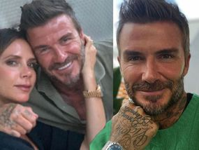 David Beckham rushes to post snap before wife Victoria: 'Kids won't sleep tonight!'