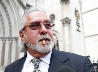 What is Vijay Mallya's net worth and where is he now?
