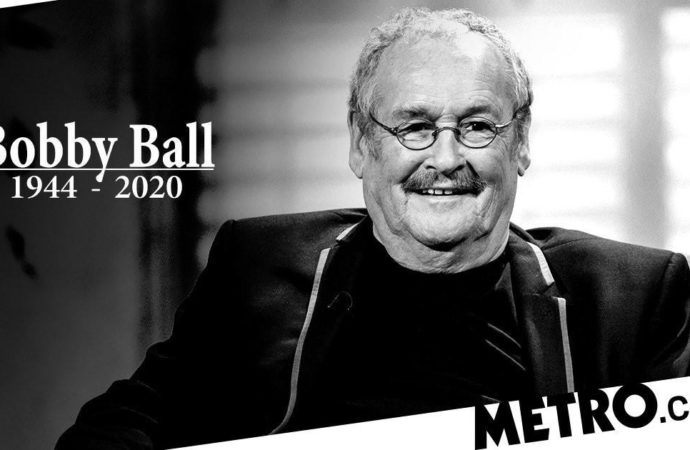 Bobby Ball dead: Cannon & Ball star's career as he dies aged 76