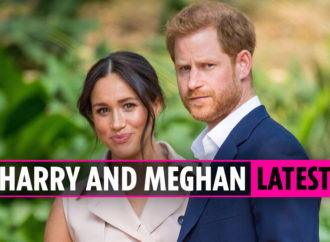 Meghan and Harry latest – Ultra-woke Prince sparks FURY hinting covid is Nature 'punishing elderly' for 'bad behaviour'