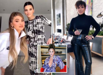 Kardashians lead A-list stars showing off their incredible Thanksgiving celebrations