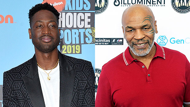 Dwyane Wade Grateful To Mike Tyson For Defending His Daughter Zaya: Video – Hollywood Life