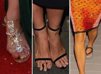 After Kim Kardashian's 'six toes' goes viral