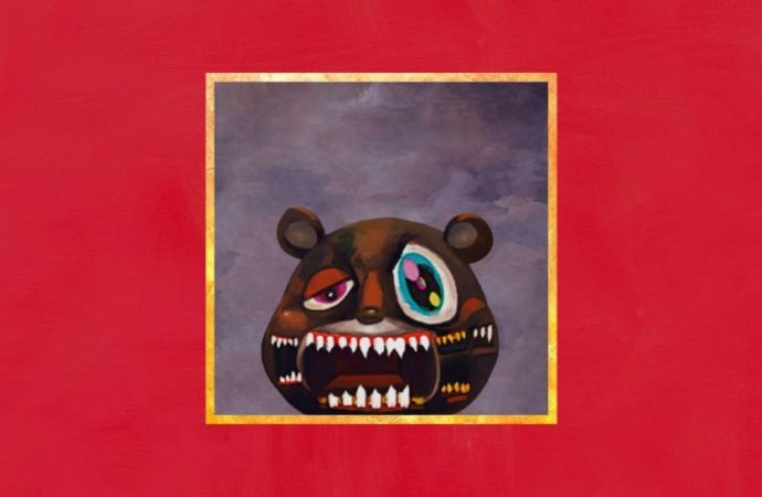 Kanye West's 'My Beautiful Dark Twisted Fantasy' turns 10: a look back