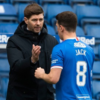 Steven Gerrard provides Ryan Jack injury update as he reveals Rangers' top man who raises fitness bar