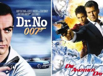 James Bond movies streaming for FREE on YouTube: All 20 between Dr No and Die Another Day | Films | Entertainment
