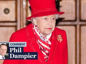 Queen's Christmas speech will see record figures and with VERY good reason PHIL DAMPIER