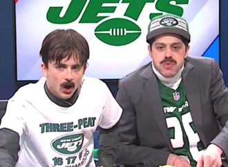 The Trounced Jets, Like Trump, Haven't Really Lost, Claims 'SNL's' Snide 'Sportsmax'