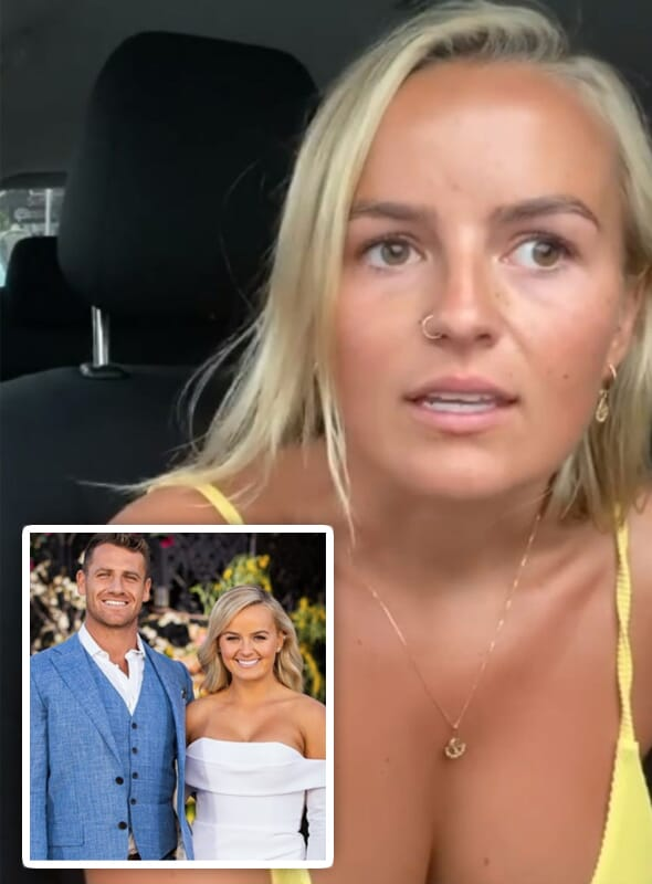 The Bachelorette Elly Miles announces split from Frazer Neate with emotional video – The Wash