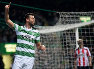 Joe Ledley: Celtic Park atmosphere is world's best – you can't even hear Scott Brown in the Huddle
