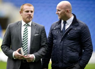 Former Celtic striker John Harton left 'hurt and disappointed' by Neil Lennon's comments