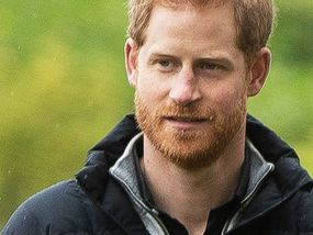Prince Harry spotted with PONYTAIL by celebrity neighbour 'his hair had grown very long'