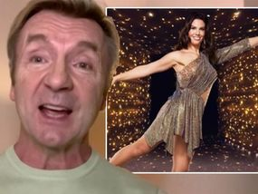 Dancing On Ice: Christopher Dean speaks out on Rebekah Vardy partner's injury 'Close call'