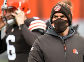 Browns Lose Head Coach For Playoff Game Due To COVID-19