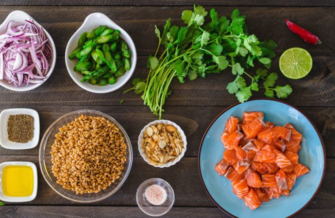 Mise En Place: The Secret To Taking The Stress Out Of Cooking