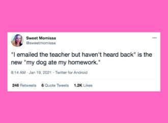 The Funniest Tweets From Parents This Week (Jan. 16-22)
