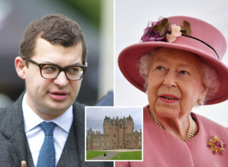 Queen's cousin Simon Bowes-Lyon faces jail after breaking into woman's room & groping her as he 'wanted to have affair'