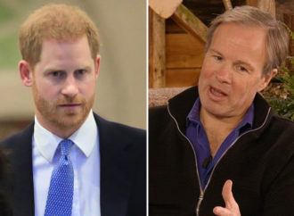 Prince Harry was left heartbroken after Megxit and is distraught over 'painful' royal rift, says ITV pal Tom Bradby
