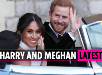 Meghan and Harry latest news