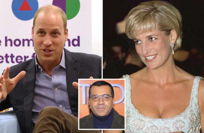Prince William 'told Diana 'Mummy, Martin Bashir isn't a good person' after bombshell BBC interview