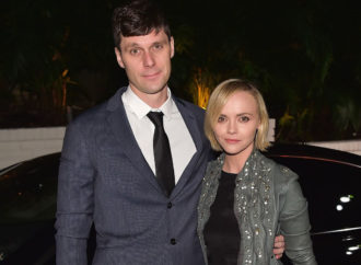 Christina Ricci gets 'restraining order against husband after he beat her, spit at her and made pig noises in her face'
