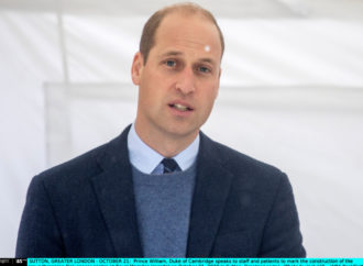 Prince William was once 'cornered by snarling dog who mistook him for an intruder', former guard claims