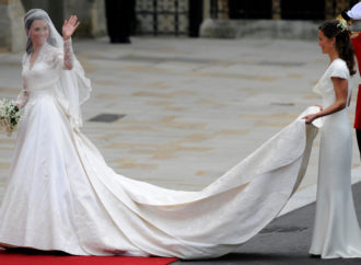 The six most expensive royal wedding dresses