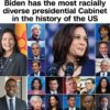 President-elect Joe Biden has the most racially diverse presidential Cabinet in …