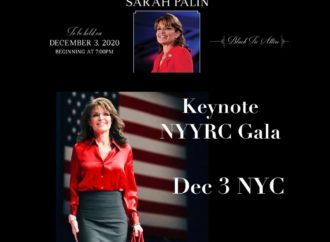 Thank you New York  @nyyrc looking forward to Dec 3 …