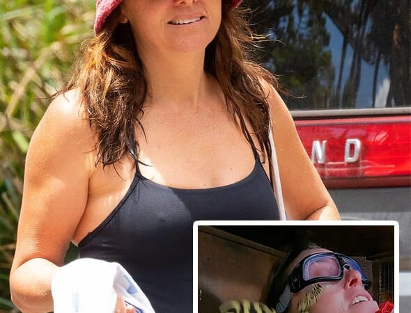 I'm A Celebrity's Toni Pearen hits Bilgola Beach, and there's not a snake in sight – The Wash