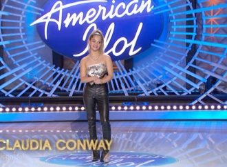 Claudia Conway? On #AmericanIdol?  if you had that on your bingo card. (PS: East…