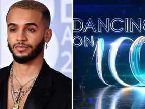 Ex Strictly star Aston Merrygold hints at Dancing on Ice role 'Never say never'